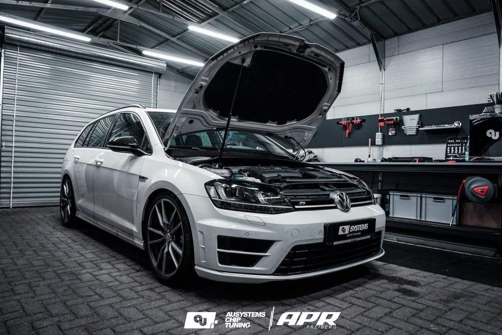 VW Golf 7 R APR
