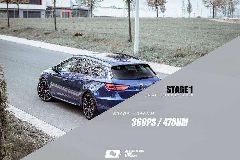 Stage 1 Optimierung | Seat Leon Cupra300