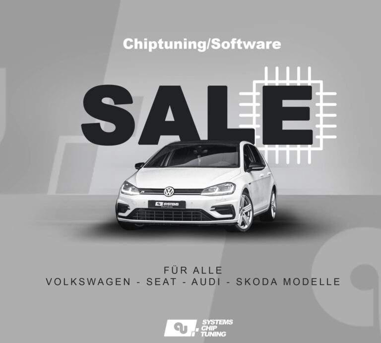 SALE   Chiptuning Rabattaktion