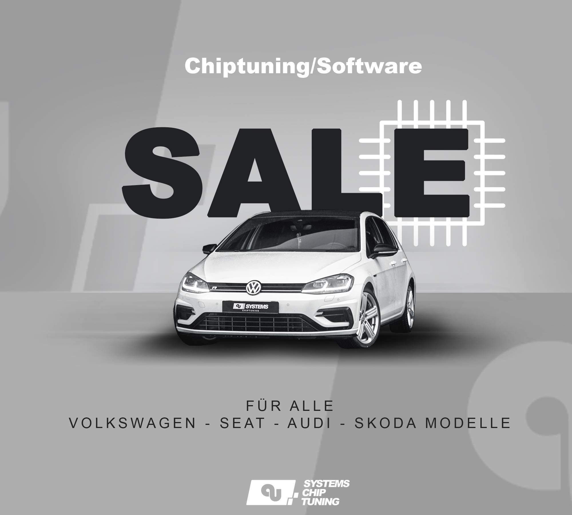 SALE | Chiptuning Rabattaktion