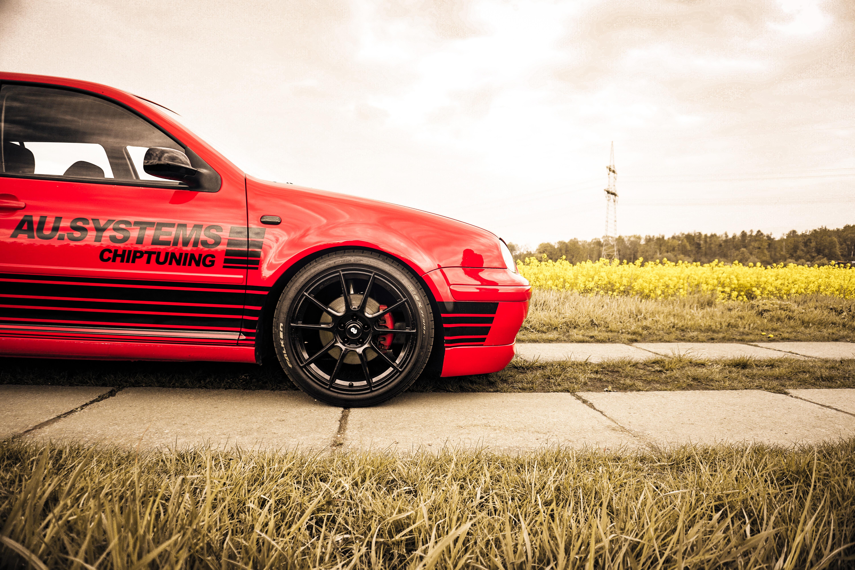 Golf 4 GTi wheels