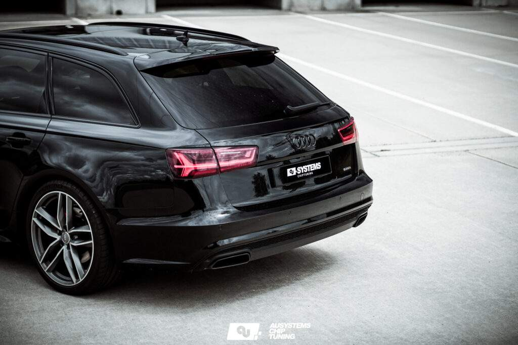 Audi A6 Competition Stage 1