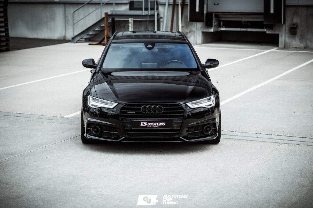 Audi A6 Competition Optimierung