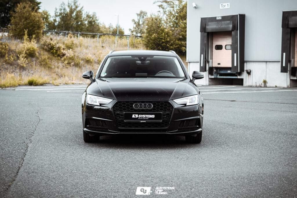 Audi A4 B9 2.0TDI Optimierung