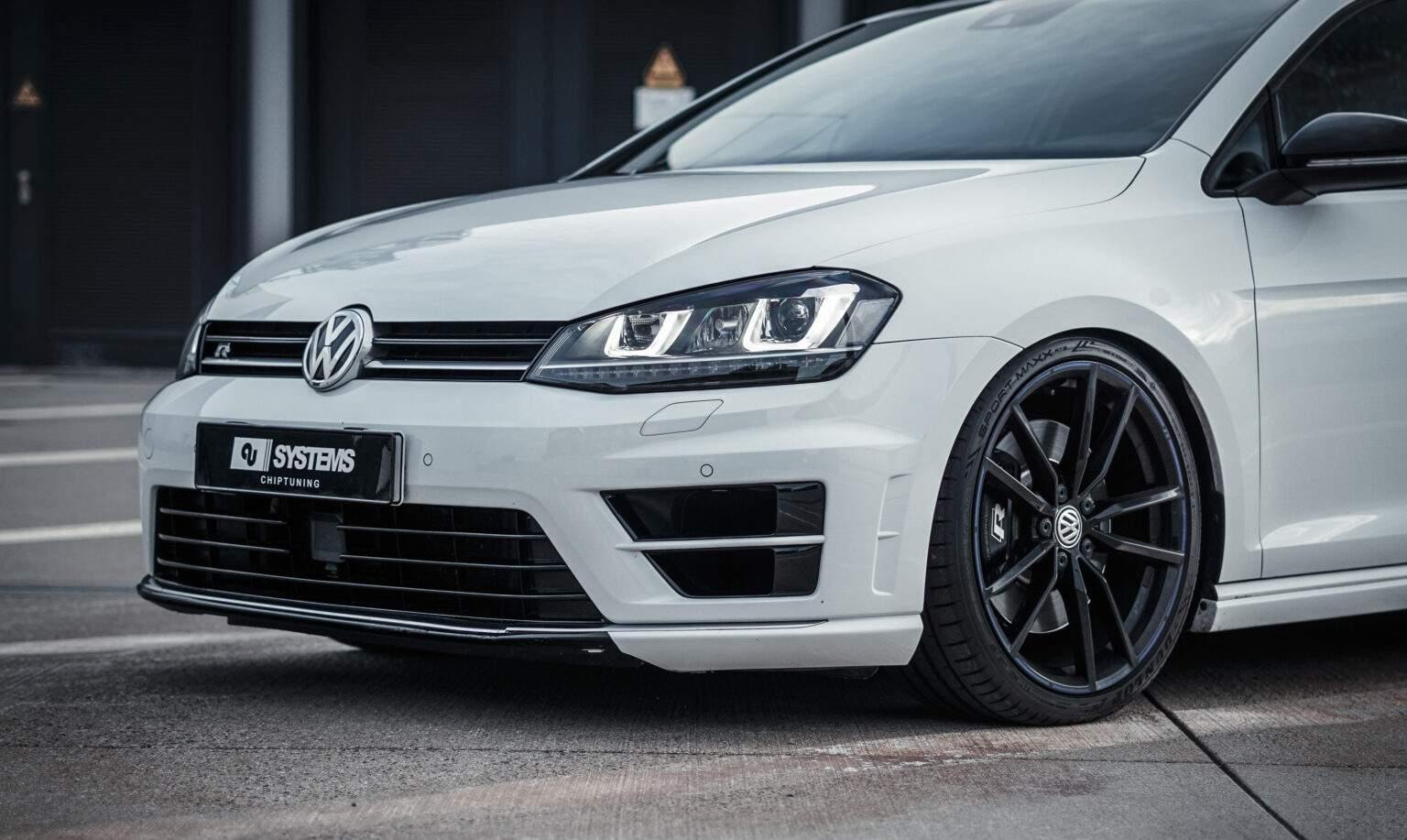 VW Golf 7 R Leistungsoptimierung Chiptuning