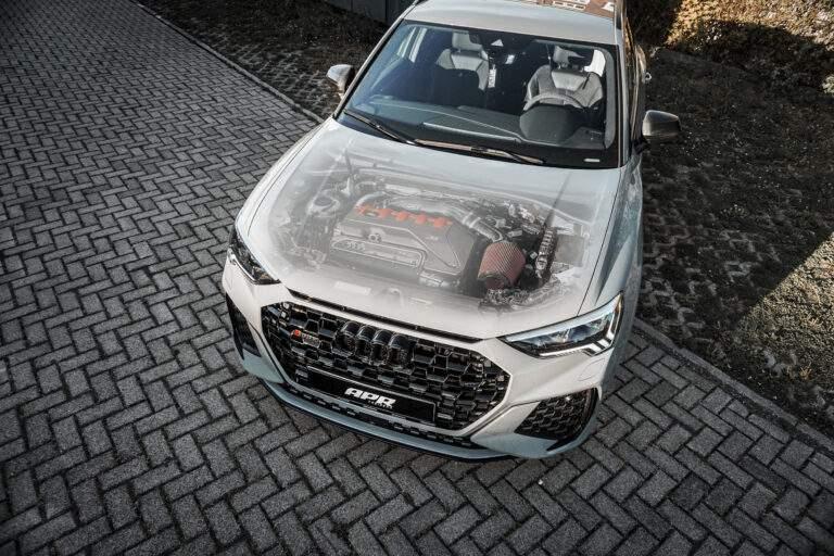 APR | OPEN AIR INTAKE & TURBOINLET Audi RS Q3 (OPF)