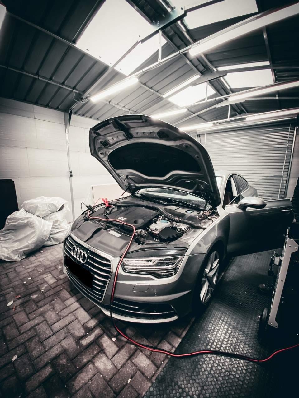 Stage 1 Optimierung Audi A7 3.0TDI